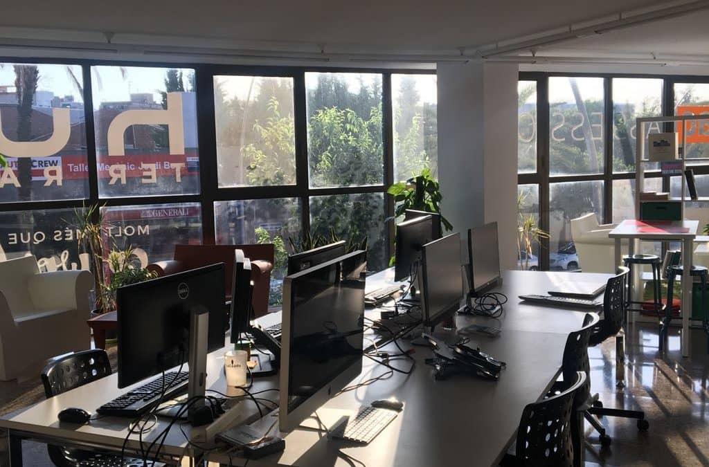 Espacios coworking: más allá de una moda para autónomos o freelances